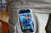 IPhone Pocket de ventana (o es un caso en forma de pantalones cortos)