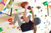 Cómo hacer escalada sostiene fuera de bolas de Bowling