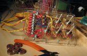 Un pequeño interruptor y potenciómetro caja para Arduino su
