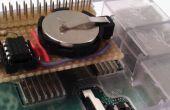 Un elegante, apilamiento, reloj en tiempo Real para Raspberry Pi