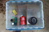 Separadores para cajas de almacenamiento apilado
