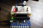 QuickStart - controlador de motor DC de un transistor