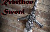 DMC rebelión Cosplay espada