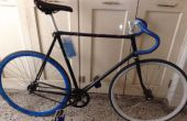 Proximidad de luz bicicleta de seguridad