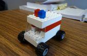 LEGO Instructable - ambulancia