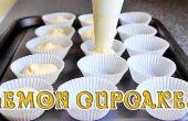 Cómo hacer magdalenas de limón fácil Super
