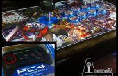 Arcade Stick PS4 compatibilidad-Hori FC4 Pad Hack