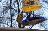 Gourmet-reciclaje casa del pájaro