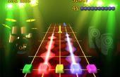 Cómo jugar gratis todas las canciones Guitar Hero y Rock Band. ¿