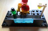 Mini escritorio de Lego