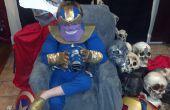 Traje de Thanos para niños