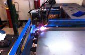Cómo configurar y utilizar un cortador de Plasma CNC PlasmaCAM