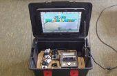Caja de sistema de juego portátil: Construido para