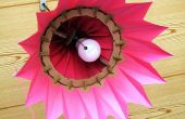 Pantalla de cartulina ajustable (Phoenix)