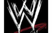 Juego de papel de WWE que A GM