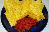 Cómo hacer auténtica Salsa Mexicana