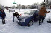 Get no pegado - nieve peldaños para su vehículo