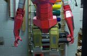 Tamaño 3D Ironman