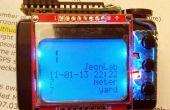 Medición distancia (y más) dispositivo con Arduino y GPS
