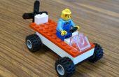 Cómo hacer un coche de hélice dulce Lego!