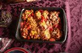 Comida árabe 102 - Beethnjaan - Oriente berenjena receta de plato