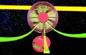 Como hacer ventilador eléctrico