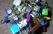 La caja de la cerradura: Pantalla de Lockpicking y práctica soporte