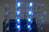 Arduino LED 4 x 4 x 4 cubo con 595 registros de cambio de Kit de bricolaje