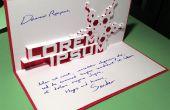 Tarjeta de Navidad de Lorem Ipsum
