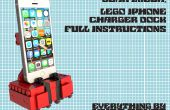LEGO Iphone / Ipod cargador Dock