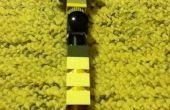 Destornillador sónico lego verde