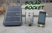 : Emergencia USB pared Solar Solar enchufe