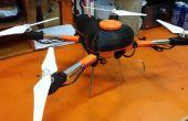 3D de plegable impreso Quadcopter