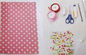 Ideas de bricolaje: Cómo hacer una bolsa de regalo de papel DIY fácil