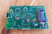 Soldar el cable de alimentación USB para Raspberry Pi