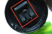 Pegado Office Depot Raynor Eurotech Quantum malla silla Gas cilindro neumático