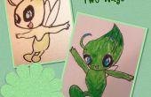 Cómo dibujar Celebi ~ dos maneras ~