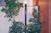 Construir luces decorativas para añadir ambiente