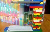 Plataforma de depósito de control remoto (LEGO)