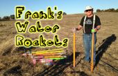 Resumen de cohete de agua y la demostración de Frank