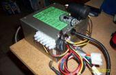 PSU para electrónica potencia eje hack