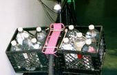 Alforjas de bicicleta cajón de leche