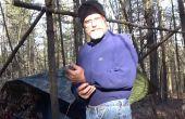 Aprender el mejor nudo para Camping