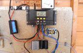 Rápidamente hacer cualquier controlador de carga Solar PWM en un Desulfator