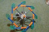 Spinnybot - una cosa Spinny K'nex