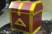 Cómo construir una leyenda de Zelda tesoro