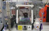 Proteger su 3D impresora - construir un corte láser y 3D impreso caja