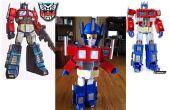 Disfraz de Optimus Prime (G1)