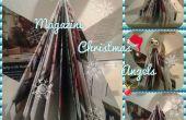 Ángel de la Navidad revista