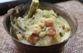 Bong de los alimentos: Shukto (guiso de vegetales bengalí)
